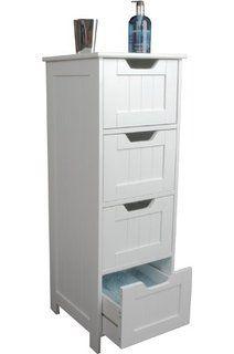 white bathroom furniture uk - Google Search