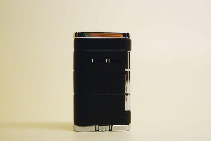 Accendini Jet Flame : Accendino jet flame xikar the Allume nero - Tabaccheria Sansone - Pipe Tabacco Sigari - Accessori per fumatori