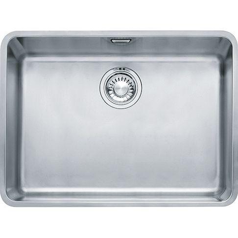 Kubus   KBX 110-55   Stainless Steel   Sinks