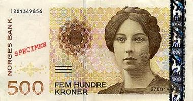 Norwegian Krone to US Dollar cash converter
