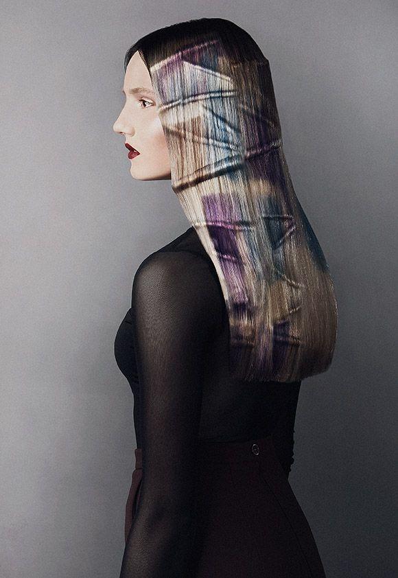2015 荷蘭美髮大賽 年度最佳女士風格入圍 Huub Eysink - 趨勢髮型 - 線上訊息 - 髮型文化雜誌