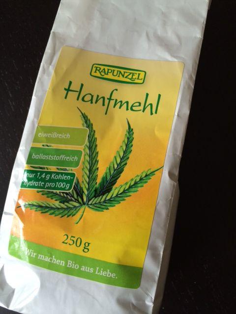 Day 7:  01: hemp powder food supplement. Rich in protein.  - By Ana