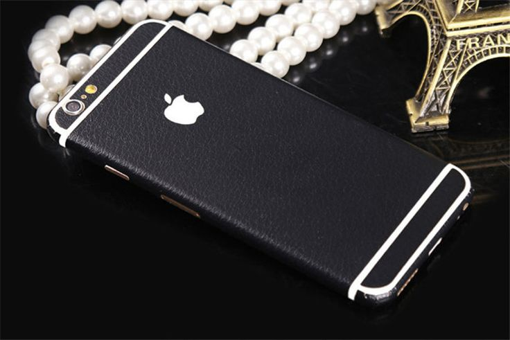 iPhone black - gold