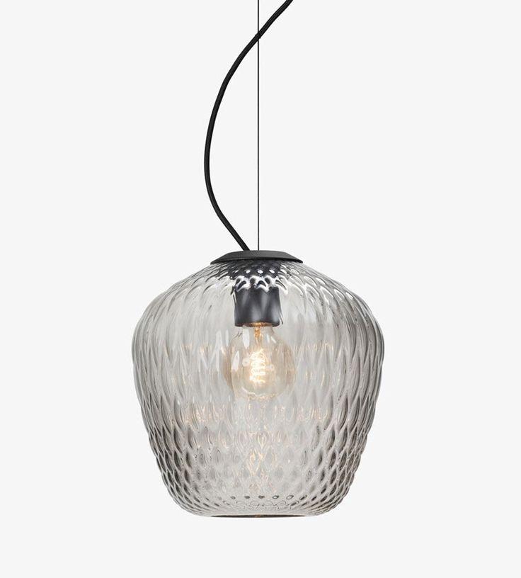 Blown Lamp SW3 Silver