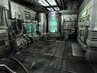 Underground laboratory...