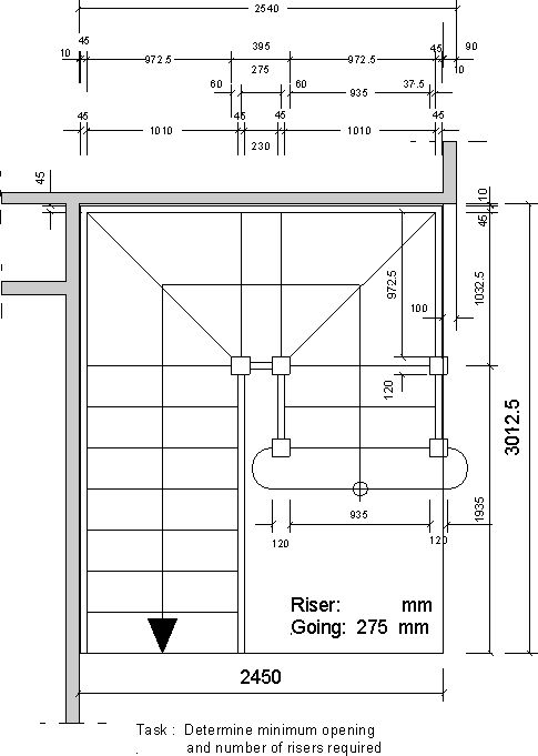 Standard Residential Staircase Dimensions Google Search
