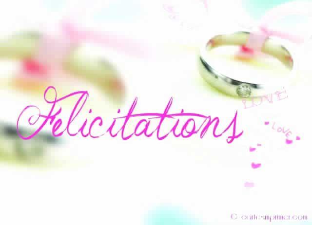 carte de remerciement mariage gratuite à imprimer II ▷ Carte Remerciement Invitation Anniversaire 640*462   Cartes