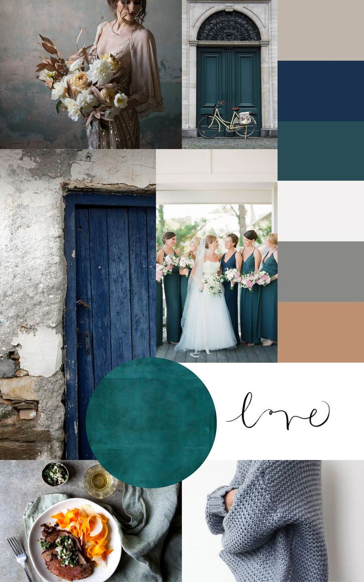 Lina Welle Photography Brand Inspiration Mood Board Designed by Emma Rose Company LLC