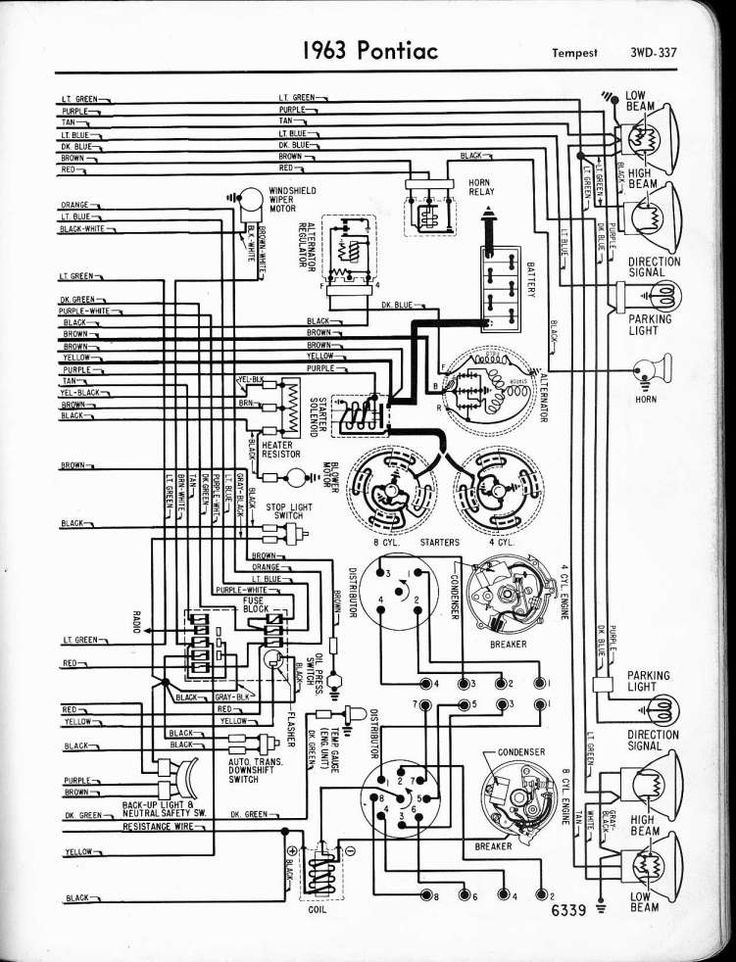 16  68 Firebird Engine Wiring Diagram