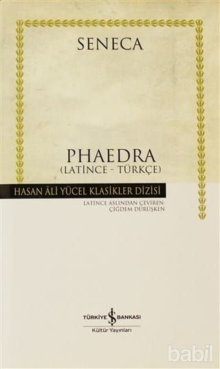 Phaedra  (Latince - Türkçe)