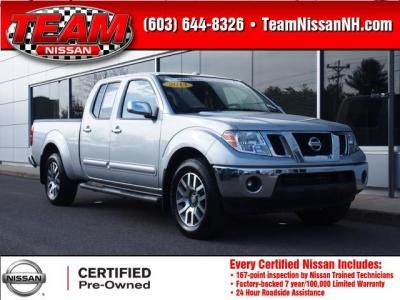 2013 Nissan Frontier SL For Sale In Manchester | Cars.com