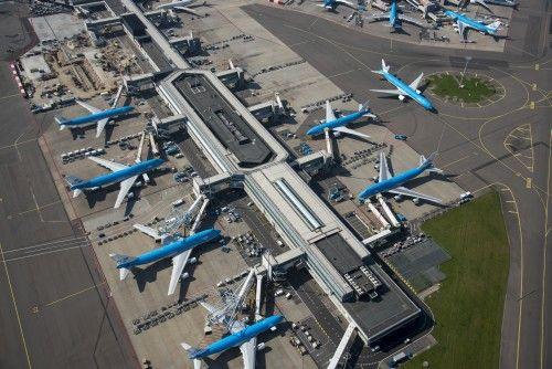 Groei vraag naar vliegreizen zwakt wat af