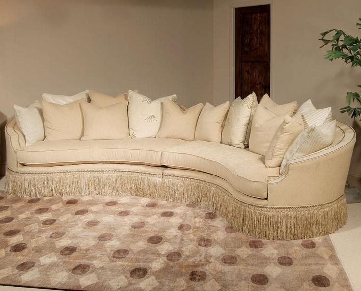 Century Furniture Living Room Harmon Left Arm Facing Love Seat   Four  States Furniture   Texarkana, TX, Paris, TX