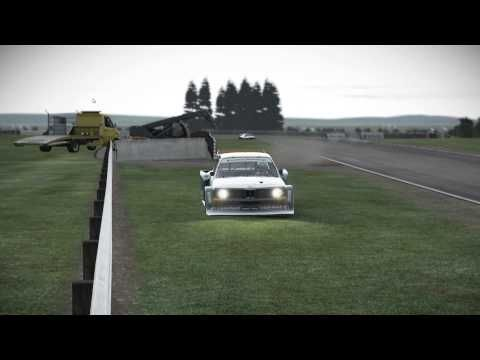 Simracing (Just some pcar test) - YouTube