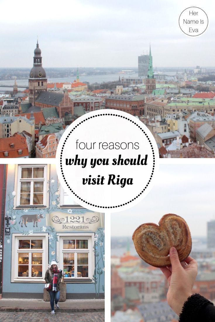 Four Reasons Why You Should Visit Riga Visit Riga Europe Travel Riga