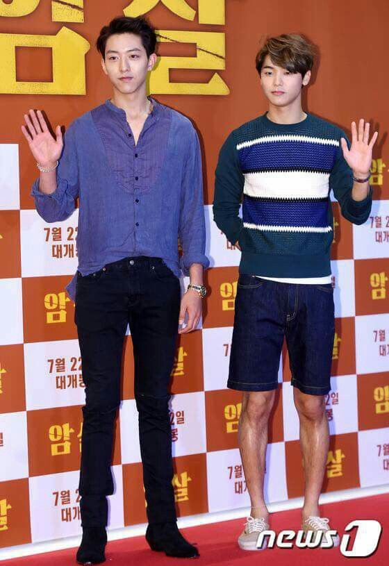 Shinnie and MH