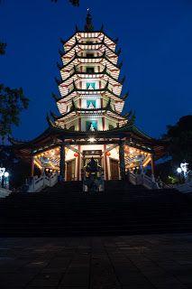 Vihara Watu Gong, Semarang Jawa Tengah - Indonesia