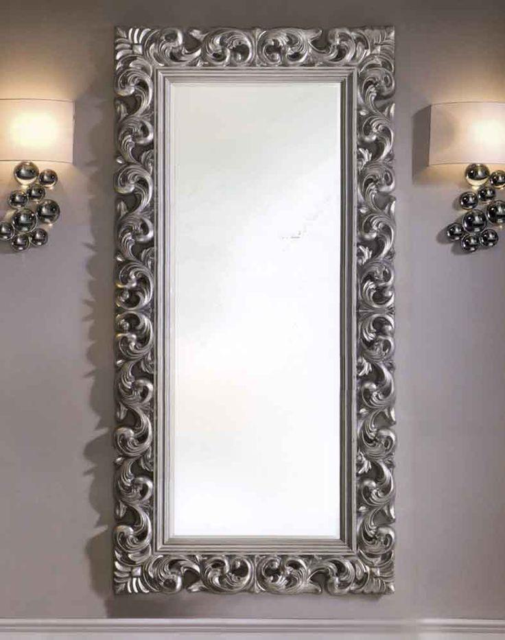 Die besten 25 ganzk rperspiegel ideen auf pinterest - Rustikaler spiegel ...