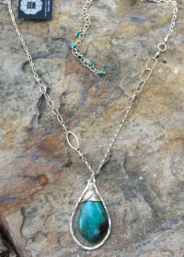 Framed Gems Necklace