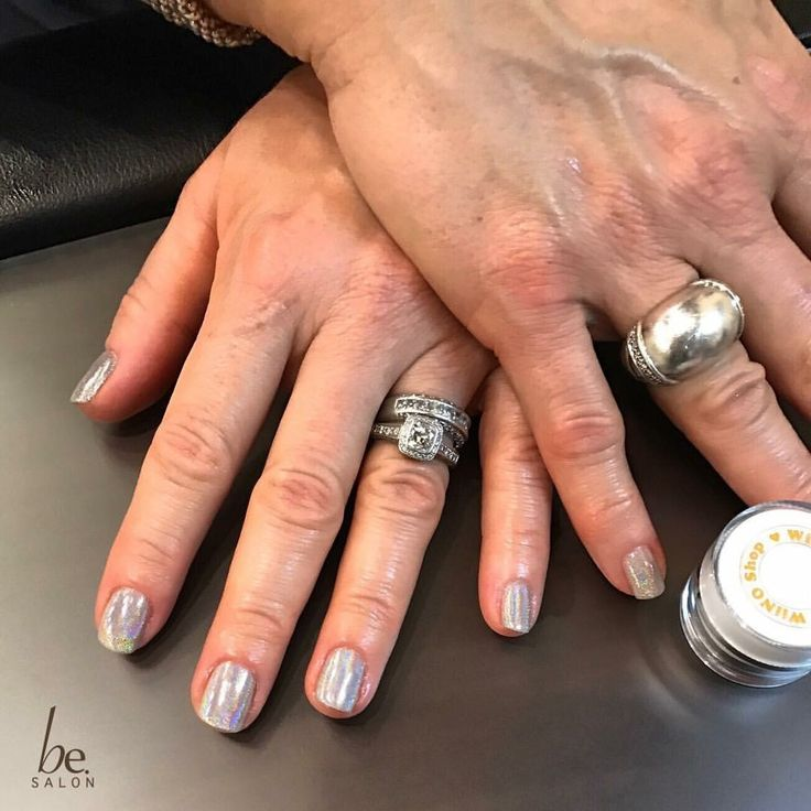 The 20 best Nails images on Pinterest   Au natural, Chrome nails and ...