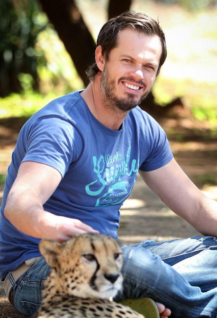 This Week's pinup: Bok van Blerk: http://www.moviesite.co.za/pinup.html