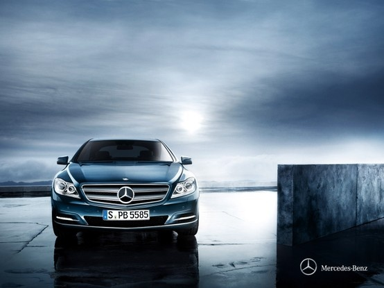 Mercedes-Benz CL-Class. Deserving of your complete trust.