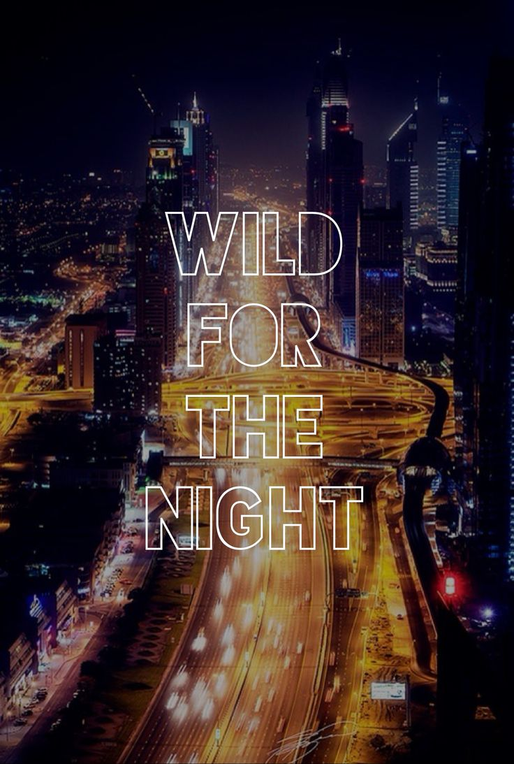 Wild For The Night Fuck Being Polite!
