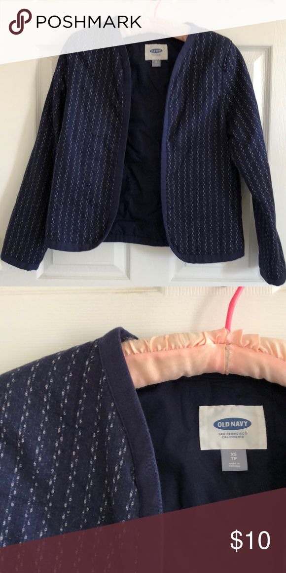 Old Navy open jacket Soft and comfortable. The pattern reminds me of Ace&Jig Old Navy Jackets & Coats