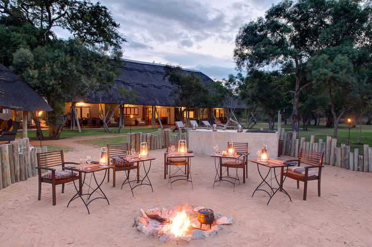 Manor House – Tintswalo Safari Lodge