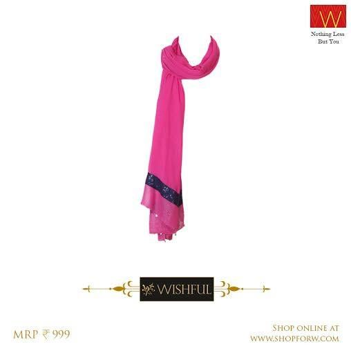 Here's something to add some #brightness to your #attire. Shop online now :http://shopforw.com/categoryProducts.php?catID=166&maincatName=Wishful&smallCat=Drape