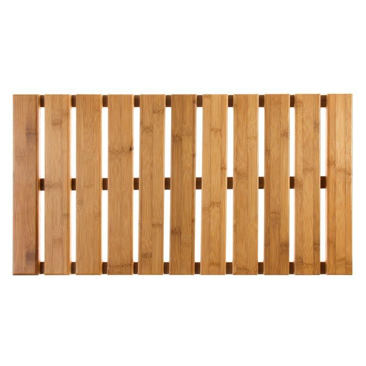Aus reinem Bambus verarbeitet, ist unser Badvorleger Taunus stilvoll und…