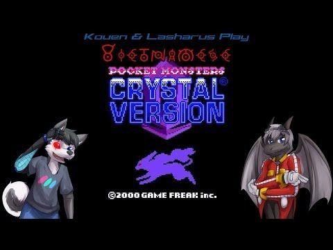 Kouen & Lasharus Play: Pokemon Vietnamese Crystal Version