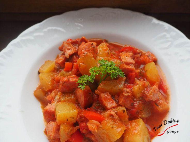 Potrawka z warzyw