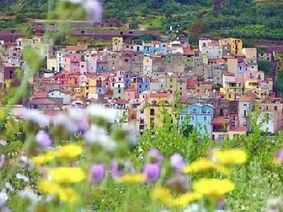 Bosa, Sardinie
