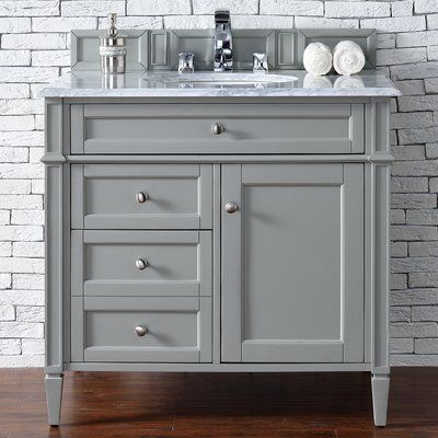 10 Ideas About Gray Bathroom Vanities On Pinterest