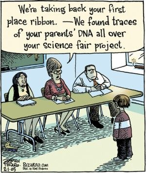 Parent's Guide to Science Fairs
