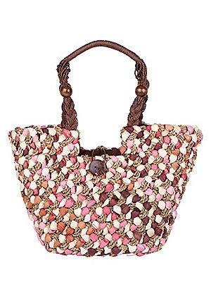 Cross Hatch Saddle Bag #Kaleidoscope #SS17 #fashion #inspo