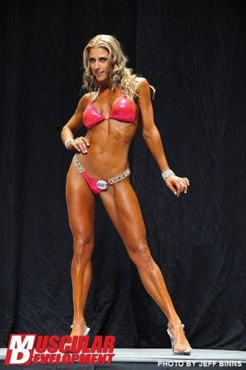 Top 10 Competition Tips for Bikini Competitors