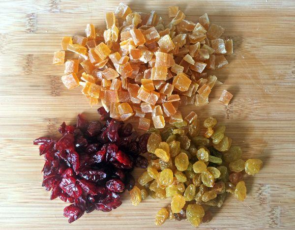 Chewy Granola Balls Recipe — Dishmaps