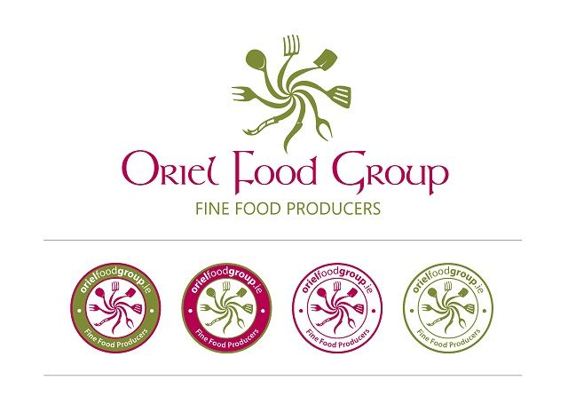 Creation of brand and identity for Oriel Food Group