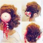 【結婚式 和装 髪型】着物に似合うヘアスタイルをご紹介!!