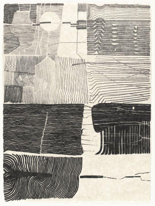 Gego (Gertrud Goldschmidt) Untitled (1966) Lithograph