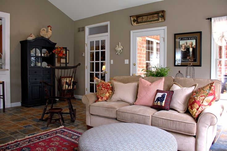 Sticks And Stones Sherwin Williams Wall Color Paint Colors Pinterest Master Bedrooms