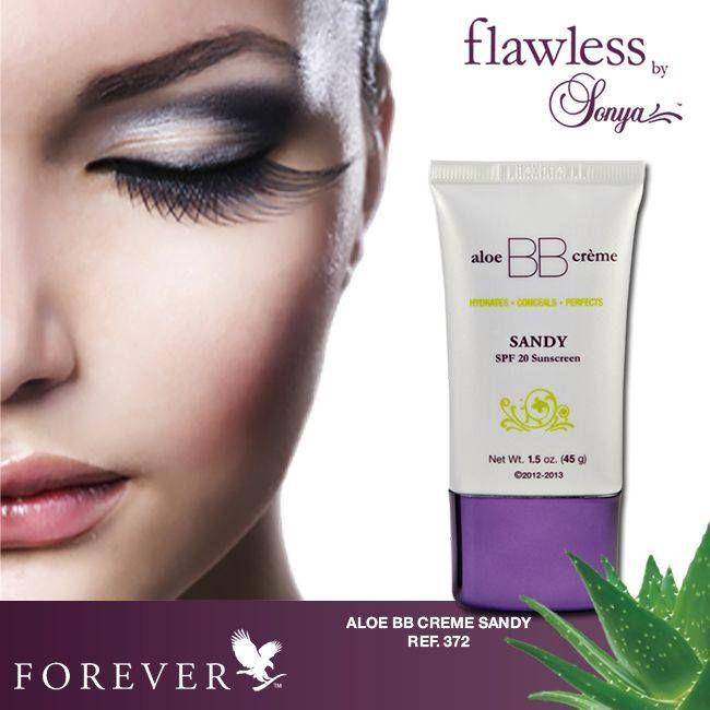 Aloe BB alapozó krém SPF 20-as napvédő hatással .  https://www.youtube.com/watch?v=rLUWCcSW1zQ http://360000339313.fbo.foreverliving.com/page/products/all-products/6-cosmetics/hun/hu http://www.flawlessbysonya.com/  Segítsünk? gaboka@flp.com Vedd meg: https://www.flpshop.hu/customers/recommend/load?id=ZmxwXzg1MjY=