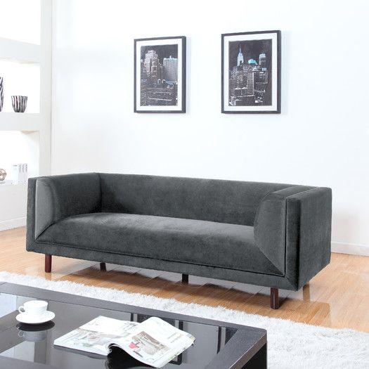 Madison Home USA Mid Century Modern Sofa
