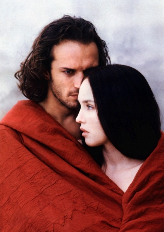 La Reine Margot. Isabelle Adjani and Vincent Perez.