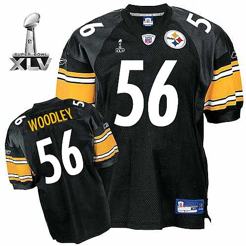 newest 6d8ea 06fb2 reebok pittsburgh steelers james farrior 51 authentic white ...