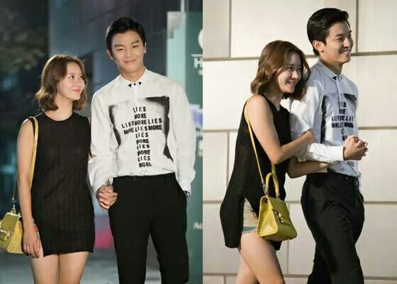 """Marriage Not Dating"" Nemo couple looking good... ♡"