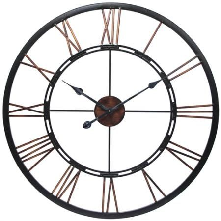 Found it at Clockway.com - 28in Transitional Wall Clock - TFT5998