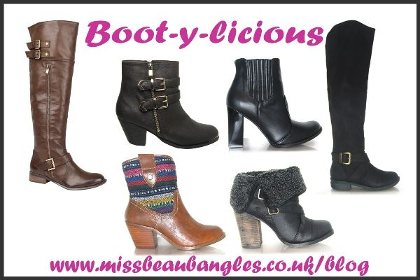 Ethical boots for AW2013/14 from Fashion Conscience, Ruby Rocks, NeuAura, Chinese Laundry and Rebel
